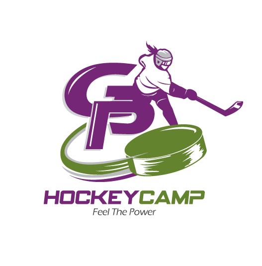 Girl Power Hockey Camp Logo